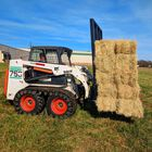 Tall Hay Frame