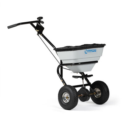 70 LB Professional Broadcast Spreader