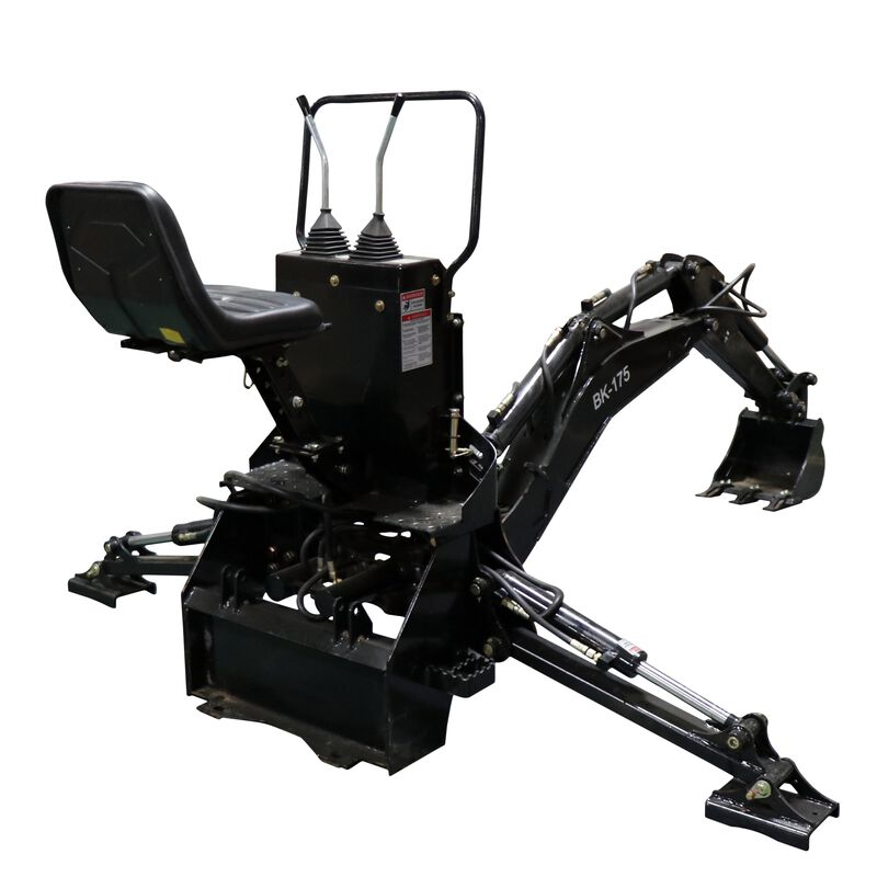 BK175 3-Point LW Backhoe | Category 0