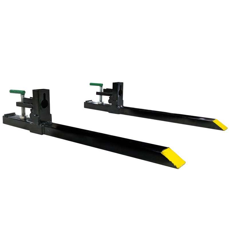 "30"" Clamp on Pallet Fork 1500 lb Capacity"