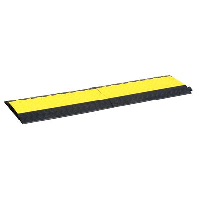 Cable Protector | 5-Channel Small | 18 Ton Capacity | Pair