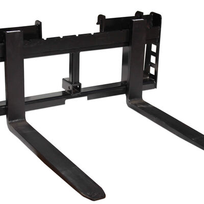 FRLDREC Frame with Receiver and Optional Spears and Pallet Forks
