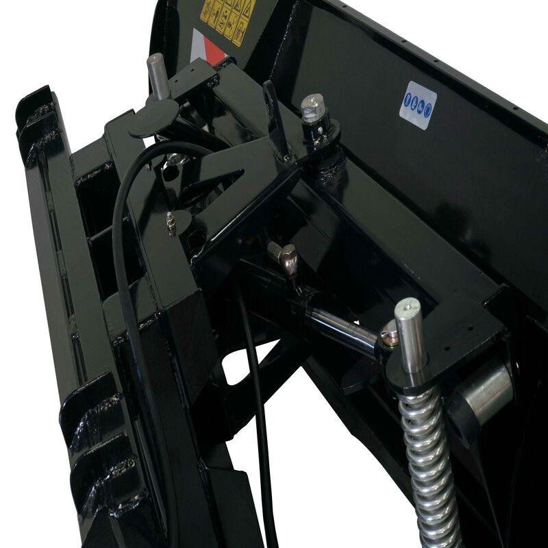"""Hydraulic 94"""" Skid Steer Dozer Blade / Snow Plow"""