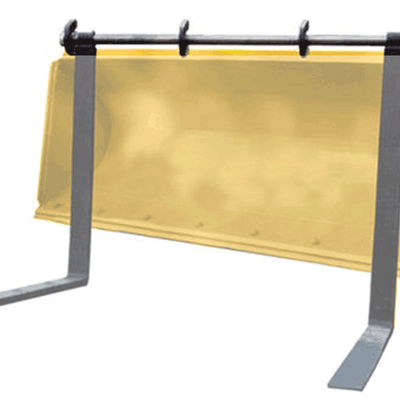 """72"""" Round Bar for Pin Type over the Bucket Loaders"""