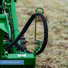 48-in Tine Bucket Attachment with 27-in Hay Bale Spears Fits John Deere Loaders