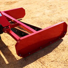 7' Land Leveler and Grader for 3 Point Tractor Fits Cat 1 and Cat 2