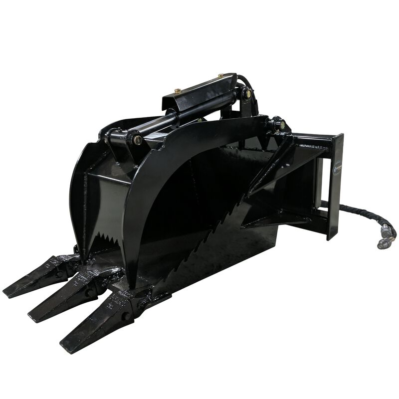 Toro Stump Bucket Grapple