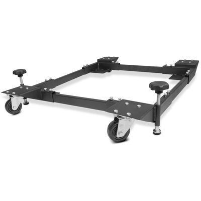 Universal Mobile Base Dolly Frame 600 lb Capacity