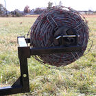 Hitch Mounted Barbed Wire Unroller