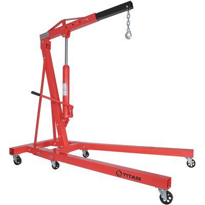 2 Ton Adjustable Shop Crane Lift