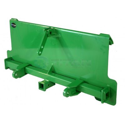 3 Point Attachment Adapter fits John Deere