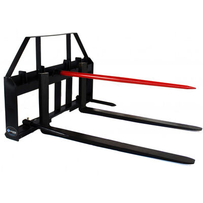FRLD Frame with Optional Spears and Pallet Forks