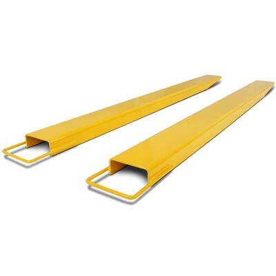 """72"""" x 5.5"""" Long Pallet Fork Extensions"""