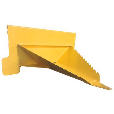 Stump Bucket | Fits John Deere | Yellow