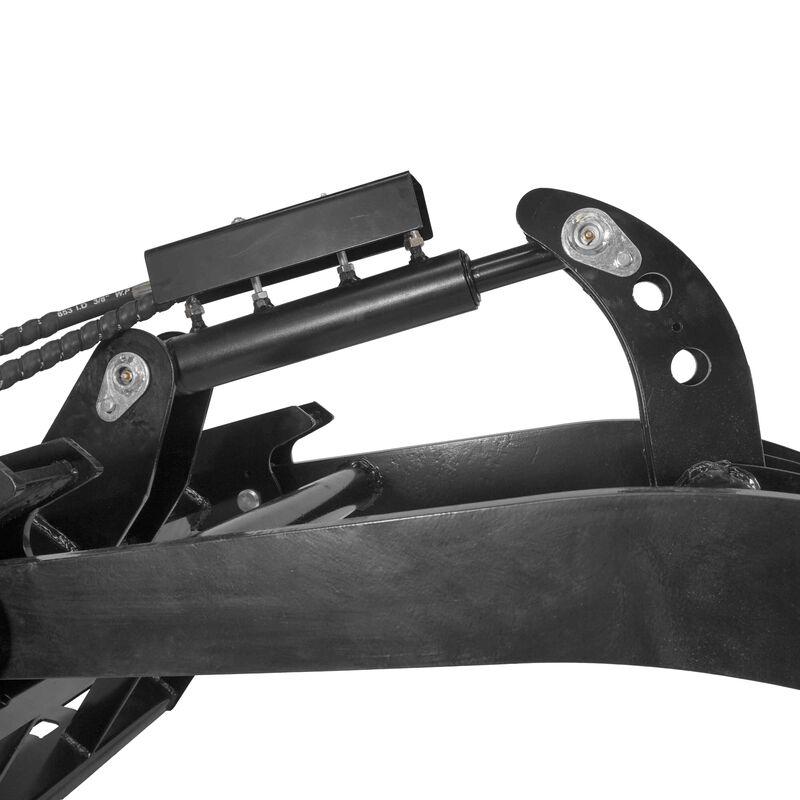 "Pallet Fork Grapple version 2 with 48"" Fork Blades"