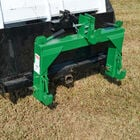 Titan Category 1 and 2, 3 Point Green Quick Hitch