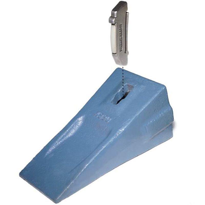 X330 Bucket Teeth w/ K330S Spring Flex Pin (4 Piece)