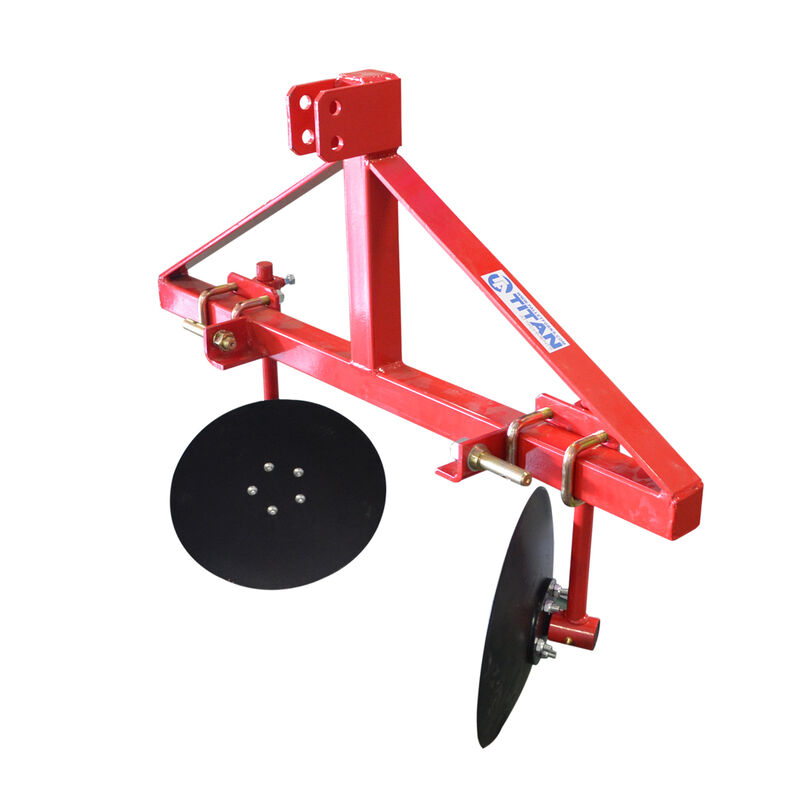 "48"" Adjustable Disc Bedder For Category 1 3-Point 