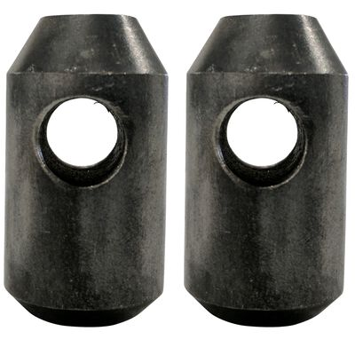 Pair of Weld-On Bottom Pins Fits John Deere 200-500 Series