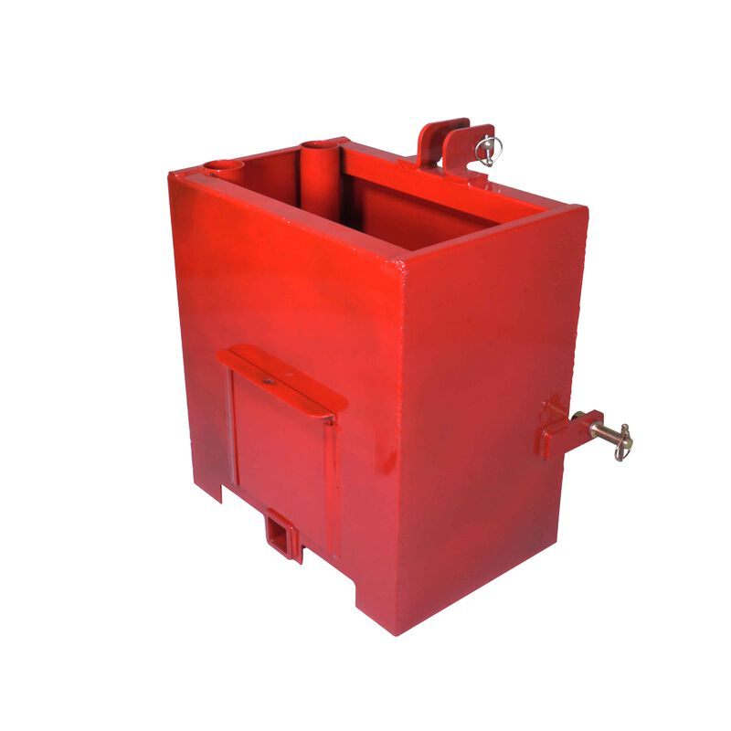 Ballast Box 3 Point Category 1 Tractor Attachment