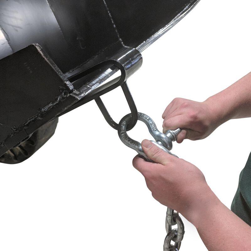 Easy Lift Bucket Attachment