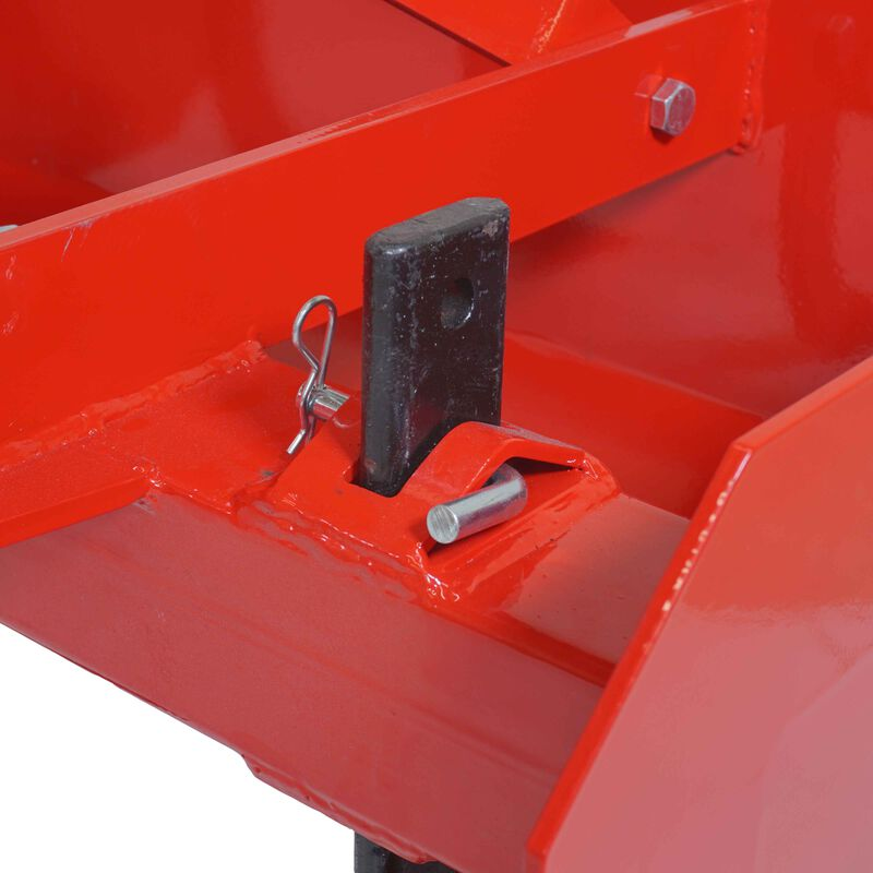 Titan 4' Box Blade Tractor Attachment