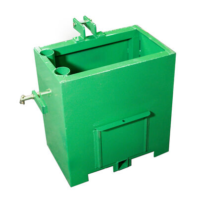 3 Point CAT 1 Ballast Box Fits John Deere | Quick Hitch Compatible