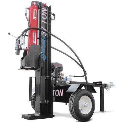 37 Ton 302cc Horizontal & Vertical Log Splitter Electric Start