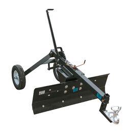 4 FT ATV & UTV Transformer Tow Frame With Grader Blade Attachment - Plow & Tiller Accessory