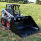 72-in High Capacity Skid Steer Bucket