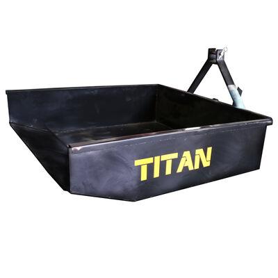 Category 1 3-Pt. Hitch Dump Box   10 Cu. Ft.