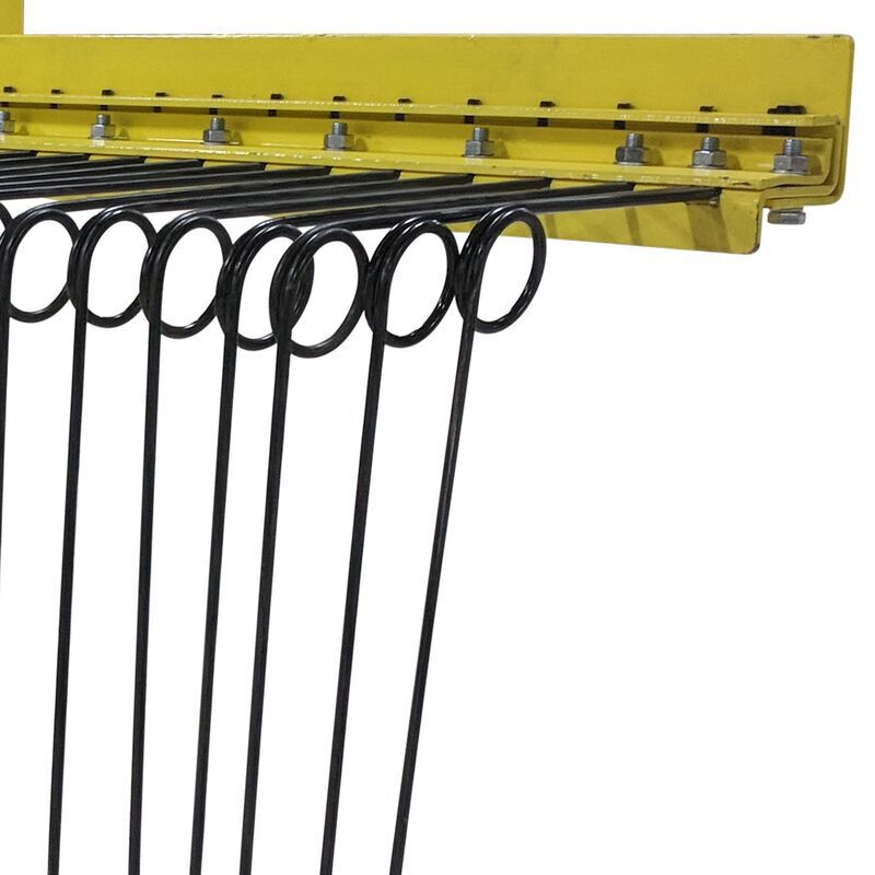Replacement Pine Straw Needle Rake Tines | Outer Tine Set