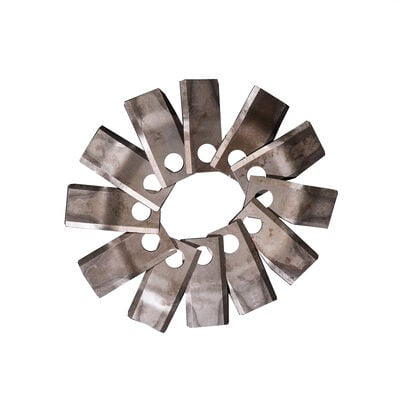 Drum Mower Replacement Blade Pack | 12 Pack
