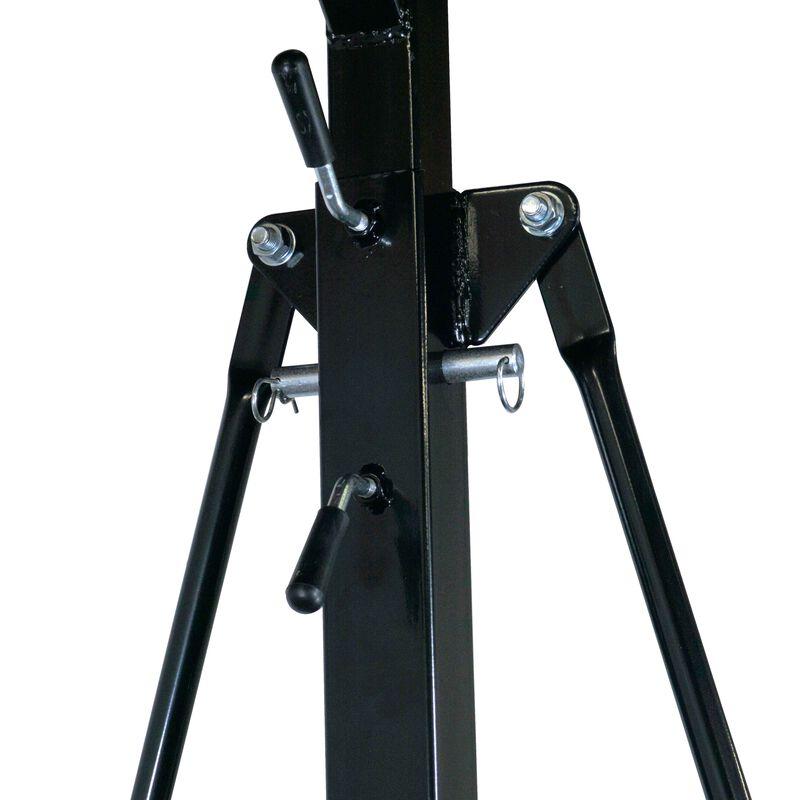 Titan Telescoping Gantry Crane - 4000 lb Capacity