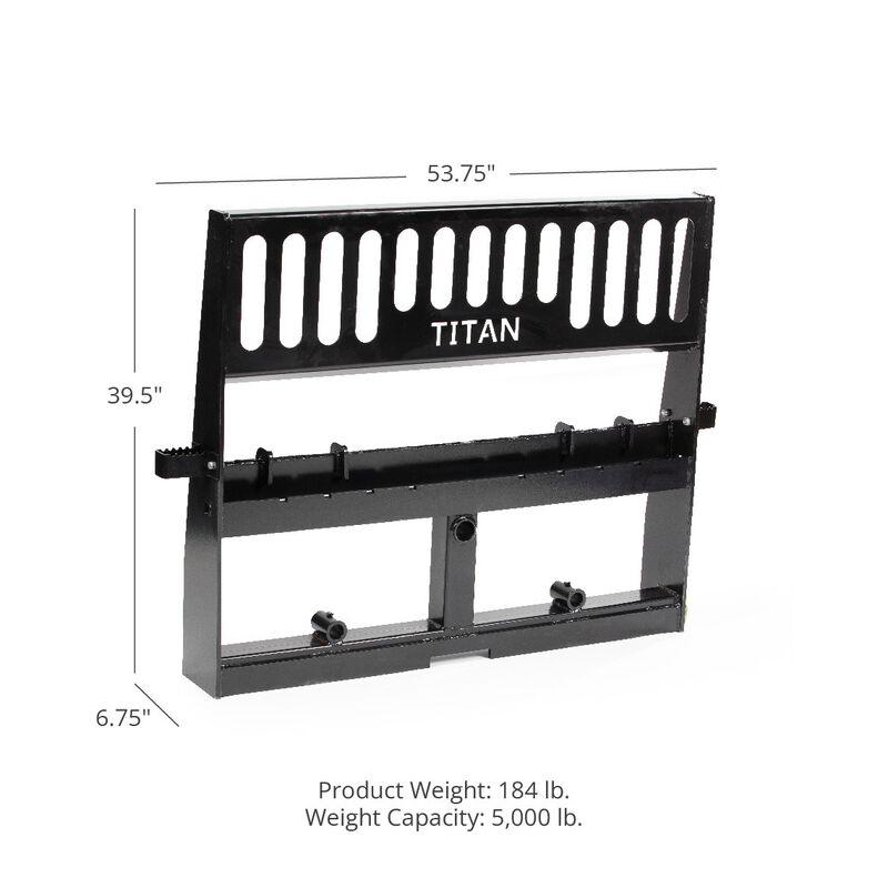 Pro-Duty Pallet Fork Attachment, 5,000 LB Capacity