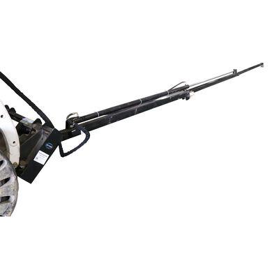 "Telescoping Hydraulic Skid Steer Truss Boom | 313"" Reach"