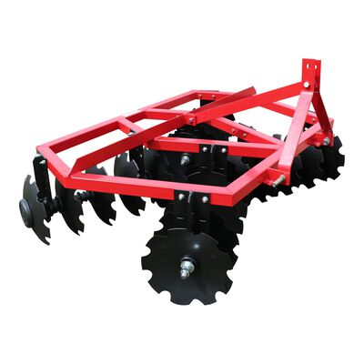 Cat 1 3 Point Notched Disc Harrow | 6 Feet