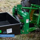 10 Cu. FT Quick Hitch Dump Box, Category 1, 3 Point