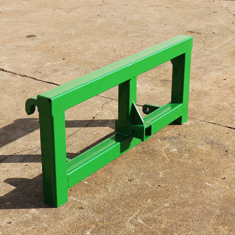 SCRATCH AND DENT - Receiver Mount Plate Attachment | Fits Global Euro Tractors - FINAL SALE