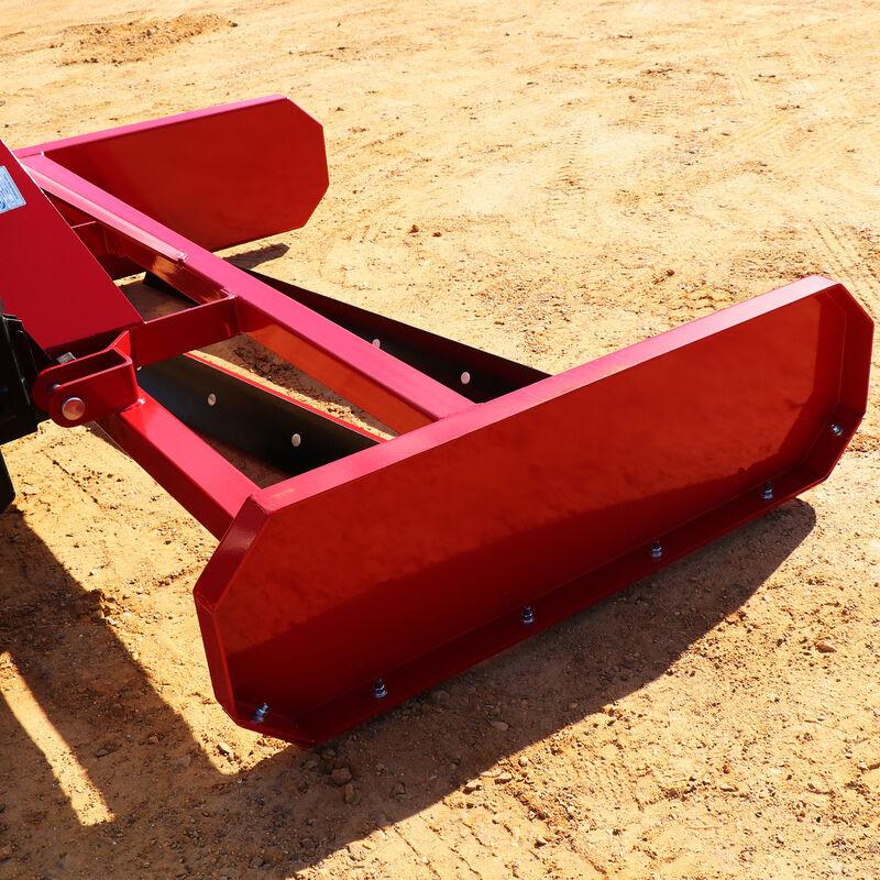 8-Ft Replacement Land Leveler Grader Blade