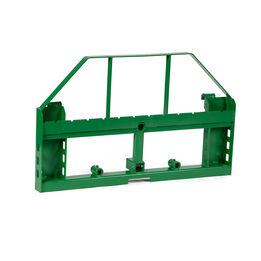 Pallet Fork Frame Attachment, 4,000 LB Capacity – Fits John Deere Loader