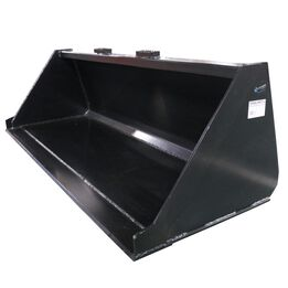 """72"""" Skid Steer Bucket Attachment 1/8"""" Thick 