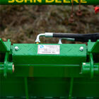 60-in Tine Bucket Attachment with 39-in Hay Bale Spears Fits John Deere Loaders