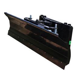 """Manual Rotating 94"""" Skid Steer Dozer Blade Snow Pusher"""