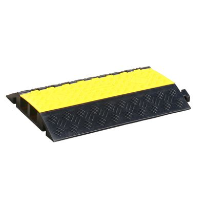 Cable Protector | 2-Channel Large | 18 Ton Capacity