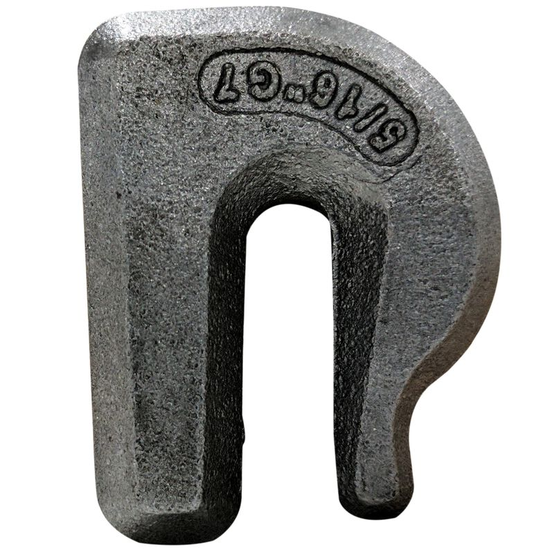 "Set of (3) 5/16"" Weld-On Grab Hooks"