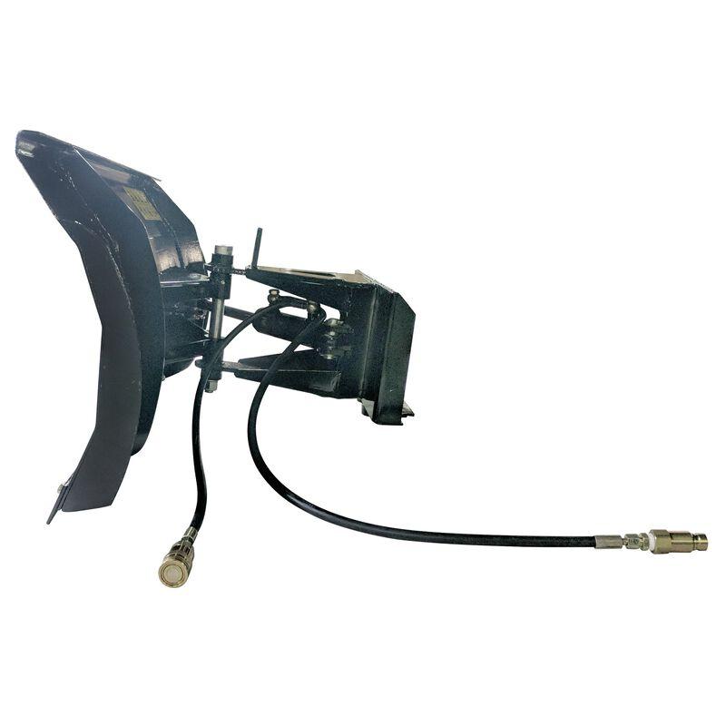 """48"""" Toro Mini Skid Steer Hydraulic Dozer Blade   Dirt Pusher   Snow Plow"""