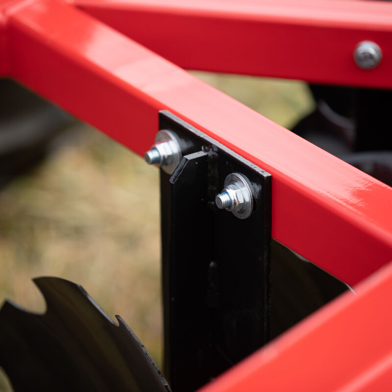 Notched Disc Harrow, Category 1, 3 Point