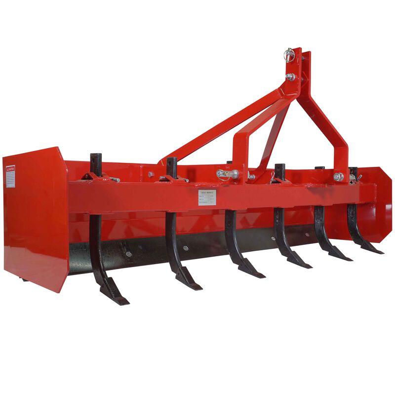 Titan 6' Box Blade Tractor Attachment