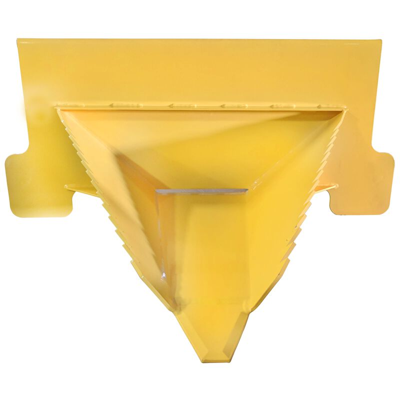 Stump Bucket | Fits John Deere | Yellow